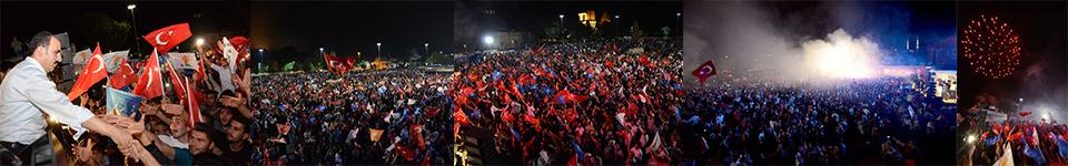 """Başkan Altay: """"Yeni Türkiye'nin Başlangıcını Hep Birlikte Gerçekleştirdik"""""""