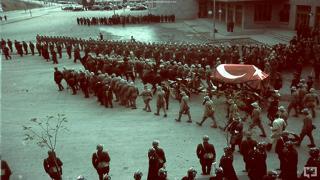 Atatürk'ün Naaşının Etnografya Müzesi'ne Nakli