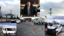 Konya'da minibüsle otomobil çarpıştı: 1 ölü