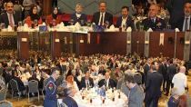 Konya'da şehit aileleri ve gazilere iftar