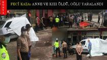 Konya'da feci kaza: anne ve kızı öldü, oğlu yaralandı