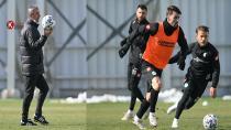 Konyaspor Antalyaspor Maçının Hazırlıklarını Sürdürdü
