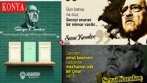 Sezai Karakoç'un 88.Doğum Yıldönümünde Eserleri 88 Seveni İle Buluşturuldu
