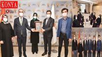 Başkan Kılca'dan Candan ve Avcı'ya 'Hayırlı Olsun' Ziyareti