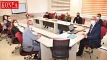 """""""Yabancı Dil Öğretimini Geliştirme Projesi"""" Değerlendirme Toplantısı Yapıldı"""