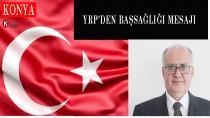 YRP Konya'dan Başsağlığı Mesajı