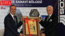 Konya OSB'ye Teknik Bilimler MYO Kurulacak