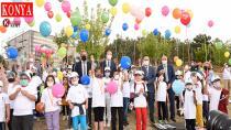 Sille Tabiat Okulu'nda Yılsonu Şenliği Heyecanı Yaşandı