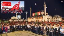 'Demokrasi ve Milli Birlik Günü' Konya'da Çeşitli Etkinliklerle Kutlandı