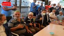 Babacan, Konya'da Öldürülen 7 Kişinin Yakınlarına Taziye Ziyaretinde Bulundu
