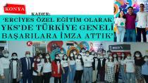Kader: 'Şehrimiz Konya, YKS'de Türkiye Dereceleri İle Adını Duyurdu'