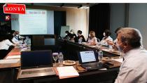 NEÜ'nün Yürüttüğü AB Destekli Projenin İlk Toplantısı Yapıldı