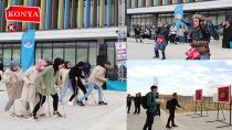 NEÜ Öğrencilerini ÜNİ101FEST'le Karşıladı