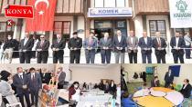 Karatay'a Kazandırılan Orhangazi Sosyal Tesisi'nin Açılışı Yapıldı