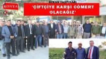 Özkan Taşpınar: 'Çiftçiye Karşı Cömert Olacağız'
