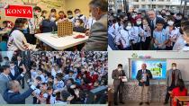 Başkan Kavuş, Bilim Kurtlarıyla Buluştu