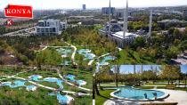 Merve Mercan Parkı Tamamlandı, Açılacağı Günü Bekliyor
